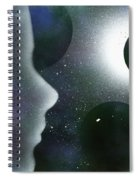 The Dream Of Space Spiral Notebook