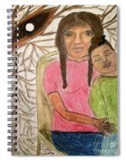 The Dreamcatcher Spiral Notebook