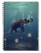 The Dreamer Spiral Notebook