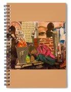 The Drifter Spiral Notebook