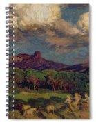 The Dryads Spiral Notebook