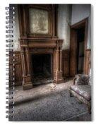 The Duchess Chair  Spiral Notebook