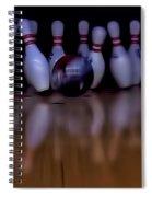 The Dude Abides Spiral Notebook
