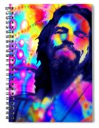 The Dude The Big Lebowski Jeff Bridges Spiral Notebook