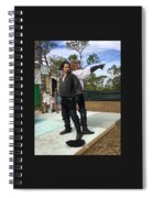 The Duelists Spiral Notebook