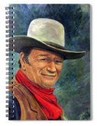 The Duke Spiral Notebook