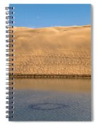 The Dunes Of Maspalomas 2 Spiral Notebook