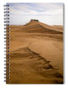 The Dunes Of Maspalomas 4 Spiral Notebook