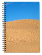 The Dunes Of Maspalomas Spiral Notebook