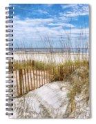 The Dunes Special Spiral Notebook