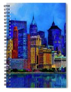 The East Side Spiral Notebook