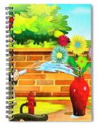 The Easy Way Out Spiral Notebook