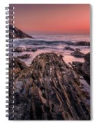 The Edge Of Dreams Spiral Notebook