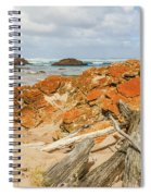 The Edge Of The World 2 Spiral Notebook