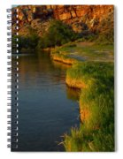 The Edge Spiral Notebook