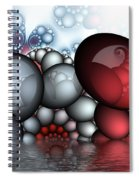 The Egg Family Spiral Notebook