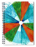 The Elements Spiral Notebook