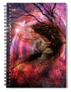 The Elements Wind Spiral Notebook
