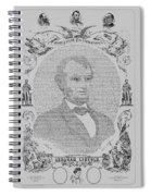 The Emancipation Proclamation Spiral Notebook
