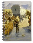 The Emigrants Spiral Notebook
