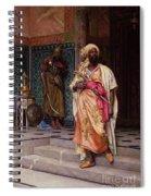 The Emir Spiral Notebook