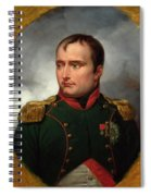 The Emperor Napoleon I Spiral Notebook