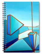 The Emperors Vision 1.0 Spiral Notebook