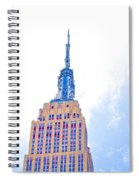 The Empire State Building 1 Spiral Notebook