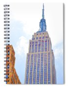 The Empire State Building 2 Spiral Notebook