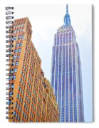 The Empire State Building 4 Spiral Notebook