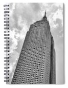 The Empire State Building 7 Spiral Notebook