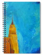 The Empire State Spiral Notebook