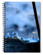 The Empty Ship Spiral Notebook