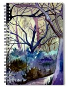 The Enchanted Path Spiral Notebook