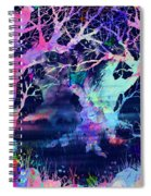 The Enchanted Wood Spiral Notebook