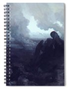 The Enigma 1871 Spiral Notebook