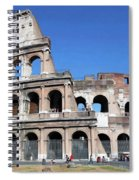 The Epitome Of History Spiral Notebook