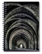 The Eternal Search Spiral Notebook