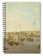 The European Factories - Canton Spiral Notebook