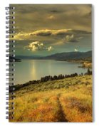 The Evening Calm Spiral Notebook