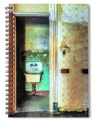 The Executive Washroom Spiral Notebook
