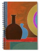 The Experiment Spiral Notebook