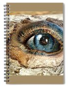 The Eye Of Nature 1 Spiral Notebook