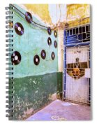 The Eye Tunes Store Spiral Notebook