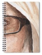 The Eyes Have It - Dustie Spiral Notebook