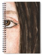 The Eyes Have It- Katelyn Spiral Notebook