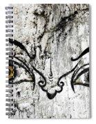 The Eyes Of Guru Rimpoche  Spiral Notebook
