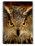 The Eyes Spiral Notebook