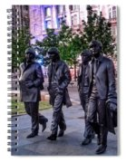 The Fab Four Spiral Notebook