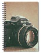 The Fabulous Nikon Spiral Notebook